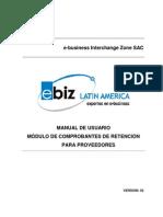 Manual de Usuario Proveedor_Retenciones