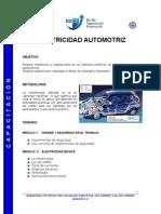 ELECTRICIDAD AUTOMOTRIZ 40 HRS