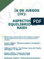 Teoria de Juegos - Nash