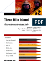 Three Mile Island (Ethical Engineering Study)
