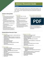 Advisor Discussion Guide_HSCI