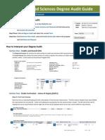Degree Audit Guide _HS-C _110907