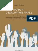 Rapporto Finale