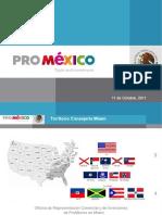 Oportunidades de Mercado en el sureste de los Estados Unidos