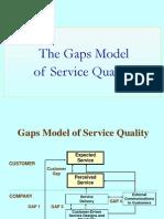 Gaps Model 2010
