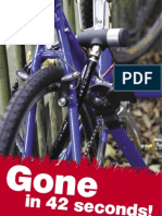 Cycle - Gone in 42 Seconds! (2008.02-03)