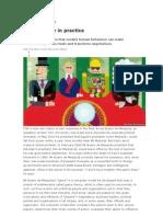 Paul Milgrom _ Modelling Behaviour Economist Sept 3- 2011