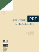 Bibliothecaires en Prospective