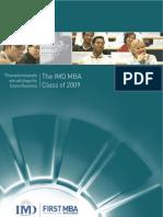 IMD Class2009.Profile