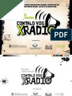 PUBLICACION Contalo Vos x Radio Guia Para Org Soc