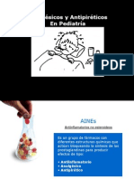 Presentacion de Analgesicos en Pediatria