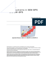 Documents in SEM-BPS and BW-BPS