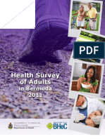 Health Survey of Adults in Bermuda 2011 (111004)