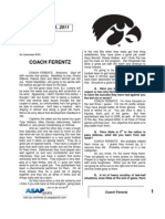 Coach Ferentz 10 11 11