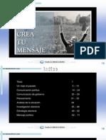 La Creación del Mensaje Político - Sebastián Bertran