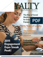 Loyalty Management September 2011