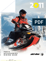 SkiDoo Catalogue 2011 Inter