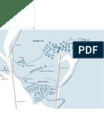 Kart-Hemsedal Skarsnuten Veslestolen