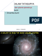 Modul 2 - Bumi Dan Tatasurya