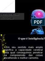 As Inteligência Múltiplas