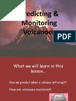Predicting Volcanoes