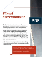 Filmed Entertainment (PWC)