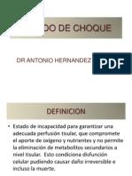 4.- ESTADO DE CHOQUE