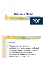 Deficiente Mental