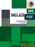 OPORTUNIDADES COMERCIALES ENTRE MÉXICO Y BELICE