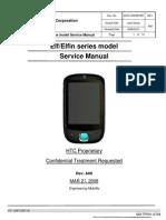 HTC Elf Service Manual