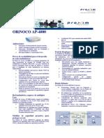 Manual Usuario PAU AP4000