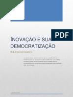 Inovação e sua democratização10102011 ERIC