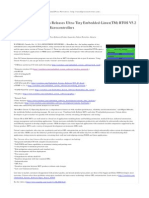 Send 2 Press Newswire - RoweBots Releases Ultra-Tiny Embedded-Linux RTOS V52