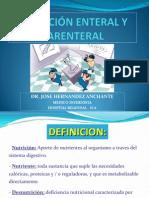 Nutricion Enteral y Parenteral