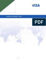 Visa Annual Report