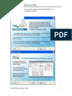 mySQL Installation Steps