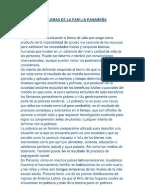 Civica 3 Trabajo De La Familia Panameña Panamá Embarazo