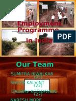 Employment programme