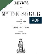Oeuvres de Mgr de Segur (Tome 8)