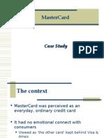 Mastercard CaseStudy