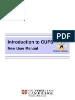 Ufs Introduction