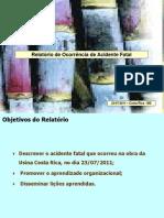 Relatorio_de_Ocorrencia - Costa Rica 23 07 2011 Rev 02