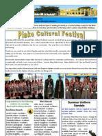 Newsletter 07.10.11