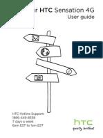 Userguide HTC en