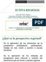 Clase 1- Prospectiva Regional