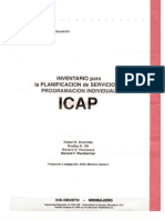 Cuestionario ICAP