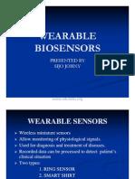Wearable Biosensors Pdf