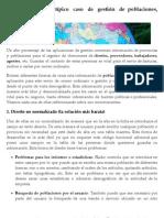 diseño de aplicaciones provincias y paises
