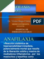Anafilaxia Grave