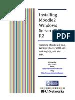 Moodle 2 Windows Server MySQL IIS PHP
